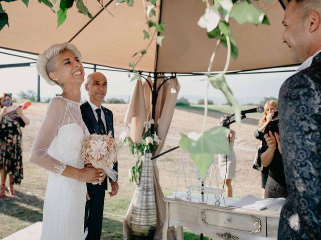 La boda de Dani y Guada en Talayuela, Cáceres 19