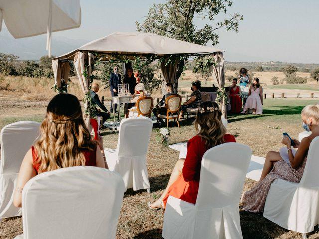La boda de Dani y Guada en Talayuela, Cáceres 21