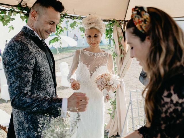La boda de Dani y Guada en Talayuela, Cáceres 22