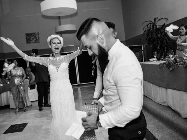 La boda de Dani y Guada en Talayuela, Cáceres 32