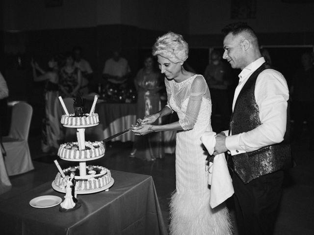 La boda de Dani y Guada en Talayuela, Cáceres 34
