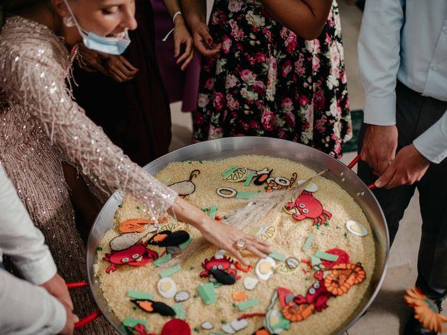 La boda de Dani y Guada en Talayuela, Cáceres 35