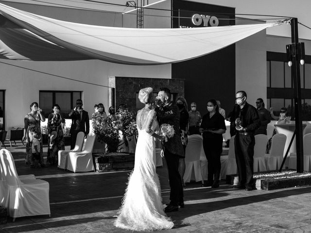 La boda de Dani y Guada en Talayuela, Cáceres 36