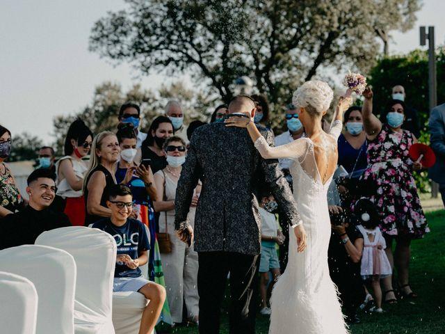 La boda de Dani y Guada en Talayuela, Cáceres 37