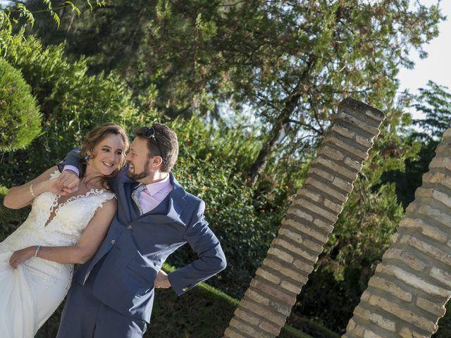 La boda de Philippe y Vanessa en Sanlucar La Mayor, Sevilla 2
