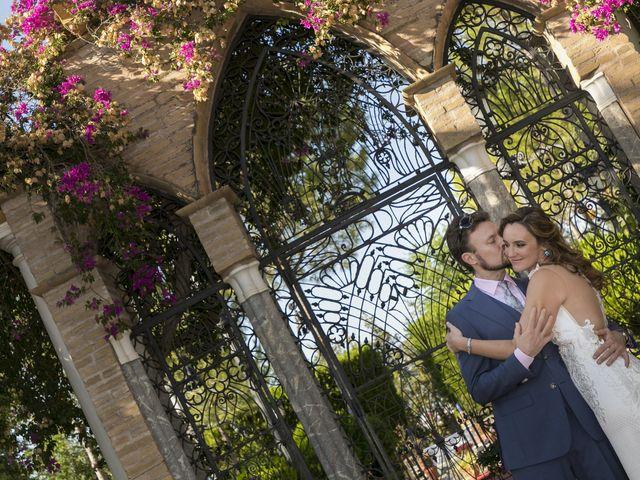 La boda de Philippe y Vanessa en Sanlucar La Mayor, Sevilla 5