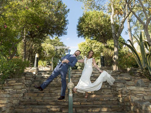 La boda de Philippe y Vanessa en Sanlucar La Mayor, Sevilla 7