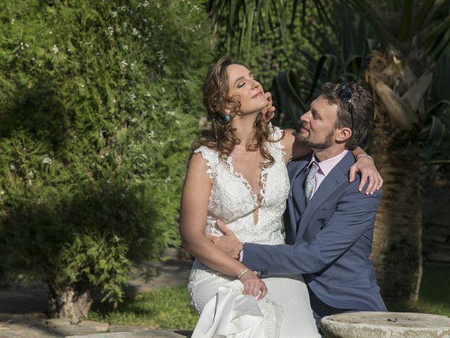 La boda de Philippe y Vanessa en Sanlucar La Mayor, Sevilla 8