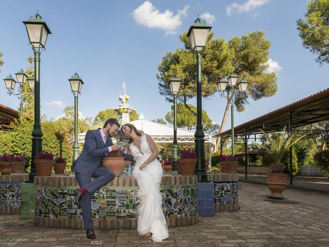 La boda de Philippe y Vanessa en Sanlucar La Mayor, Sevilla 9