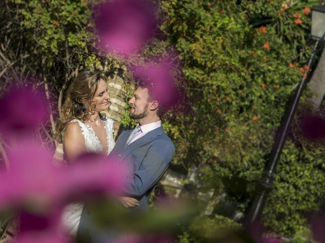 La boda de Philippe y Vanessa en Sanlucar La Mayor, Sevilla 11
