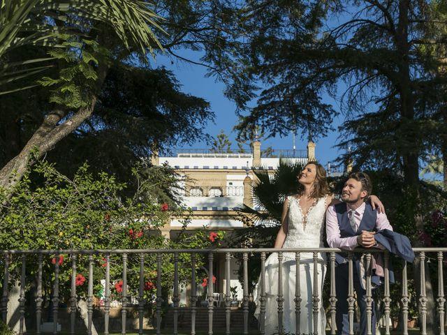 La boda de Philippe y Vanessa en Sanlucar La Mayor, Sevilla 1