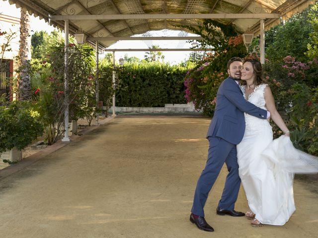 La boda de Philippe y Vanessa en Sanlucar La Mayor, Sevilla 13