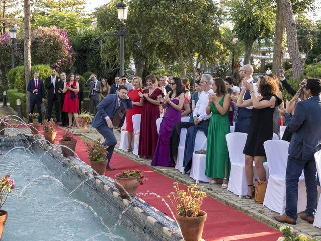 La boda de Philippe y Vanessa en Sanlucar La Mayor, Sevilla 15