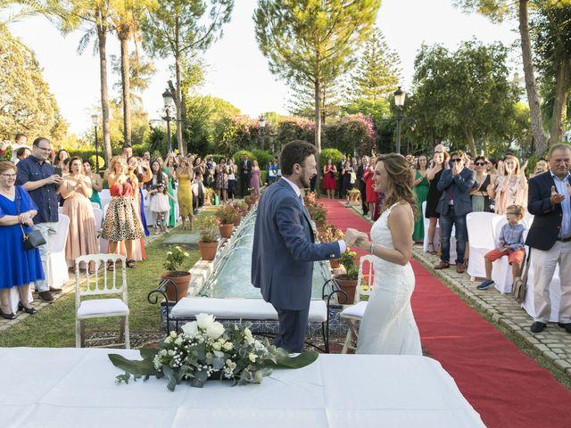 La boda de Philippe y Vanessa en Sanlucar La Mayor, Sevilla 18