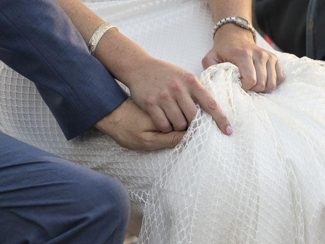 La boda de Philippe y Vanessa en Sanlucar La Mayor, Sevilla 20