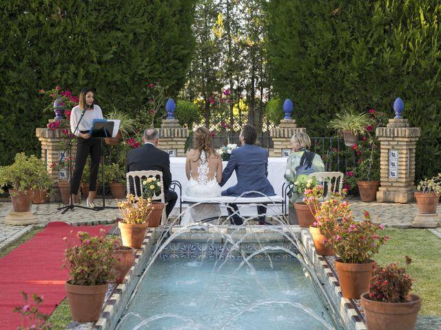 La boda de Philippe y Vanessa en Sanlucar La Mayor, Sevilla 21