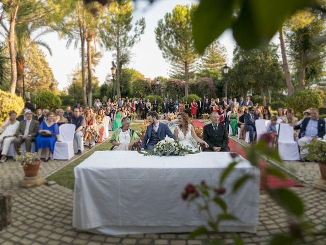 La boda de Philippe y Vanessa en Sanlucar La Mayor, Sevilla 23