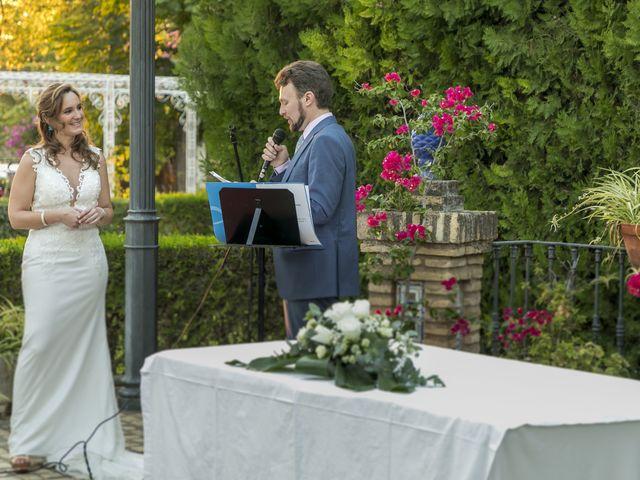 La boda de Philippe y Vanessa en Sanlucar La Mayor, Sevilla 26
