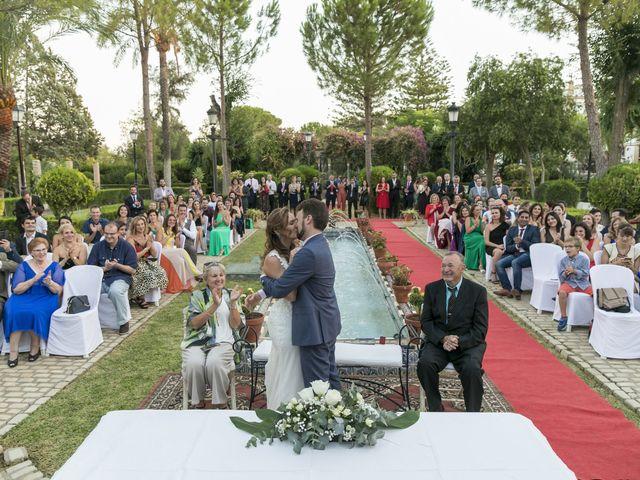 La boda de Philippe y Vanessa en Sanlucar La Mayor, Sevilla 29