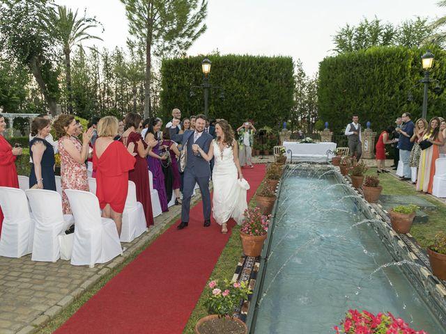 La boda de Philippe y Vanessa en Sanlucar La Mayor, Sevilla 30