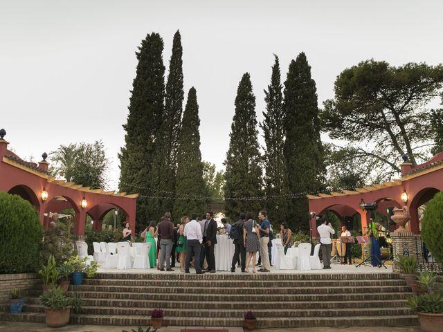 La boda de Philippe y Vanessa en Sanlucar La Mayor, Sevilla 31