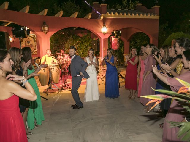 La boda de Philippe y Vanessa en Sanlucar La Mayor, Sevilla 32