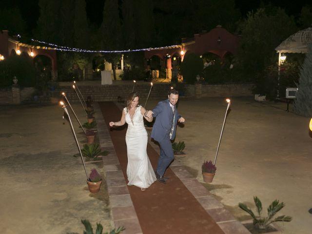 La boda de Philippe y Vanessa en Sanlucar La Mayor, Sevilla 35