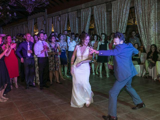 La boda de Philippe y Vanessa en Sanlucar La Mayor, Sevilla 38