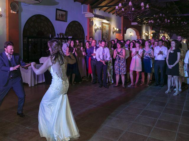 La boda de Philippe y Vanessa en Sanlucar La Mayor, Sevilla 39
