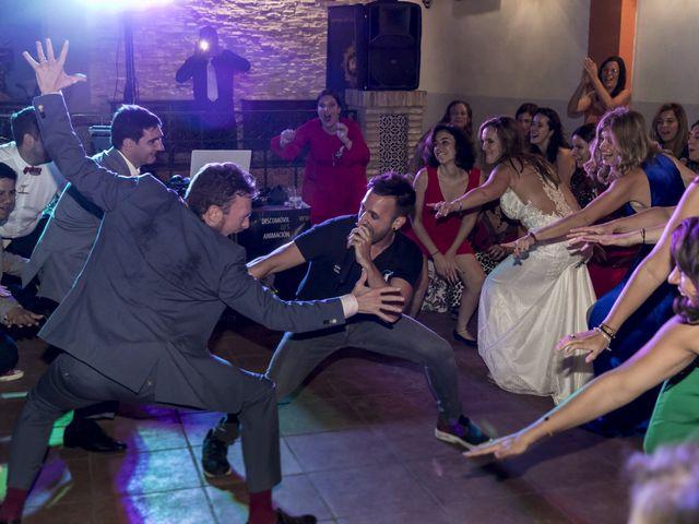 La boda de Philippe y Vanessa en Sanlucar La Mayor, Sevilla 43