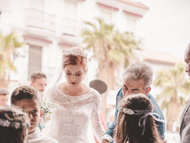 La boda de Almudena y Ismael en Puebla De La Reina, Badajoz 8