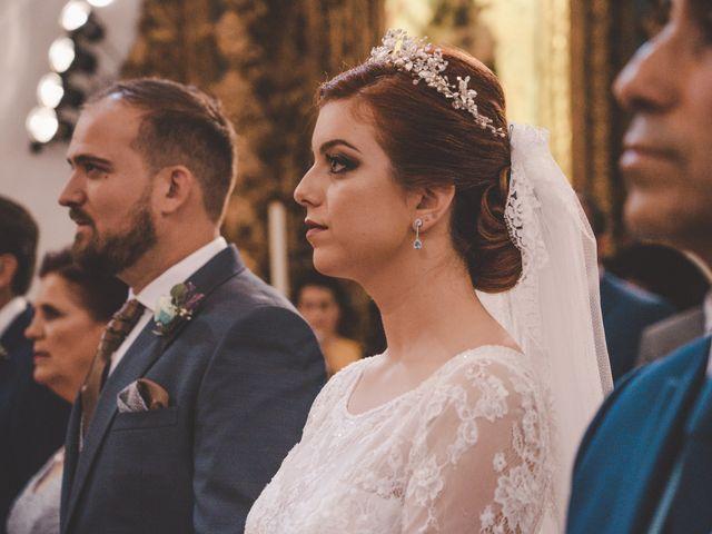 La boda de Almudena y Ismael en Puebla De La Reina, Badajoz 10