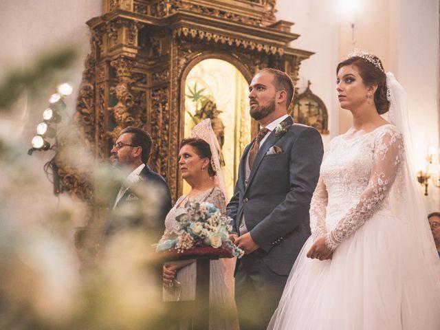 La boda de Almudena y Ismael en Puebla De La Reina, Badajoz 16