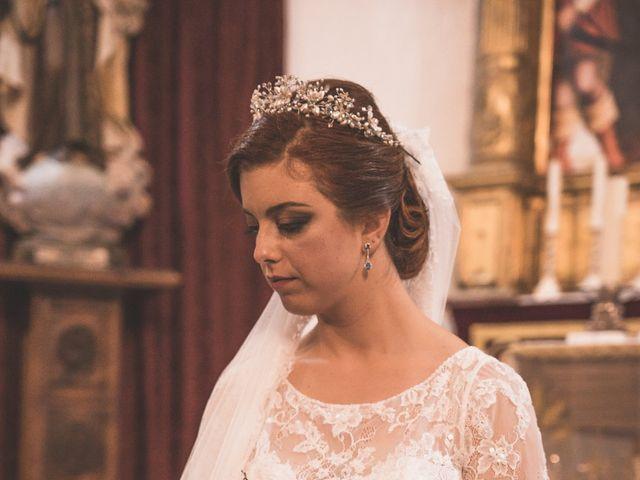 La boda de Almudena y Ismael en Puebla De La Reina, Badajoz 22