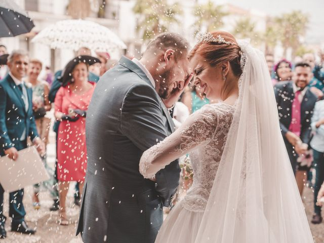 La boda de Almudena y Ismael en Puebla De La Reina, Badajoz 23