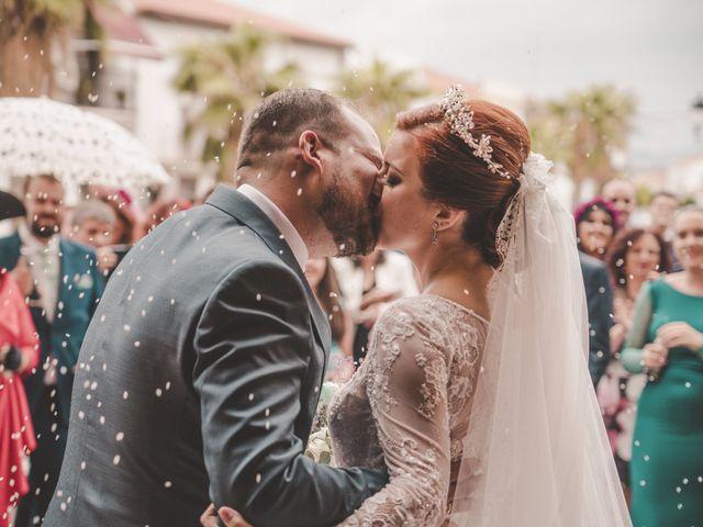 La boda de Almudena y Ismael en Puebla De La Reina, Badajoz 1