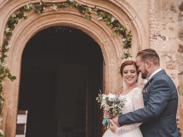 La boda de Almudena y Ismael en Puebla De La Reina, Badajoz 2