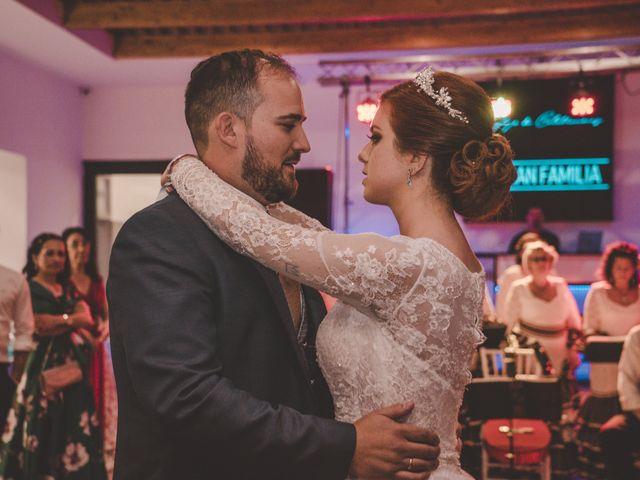 La boda de Almudena y Ismael en Puebla De La Reina, Badajoz 37