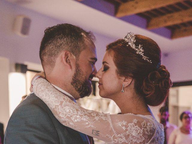 La boda de Almudena y Ismael en Puebla De La Reina, Badajoz 38