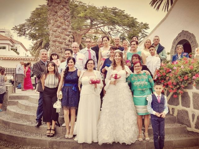 La boda de Soraya y Romy  en Las Palmas De Gran Canaria, Las Palmas 23