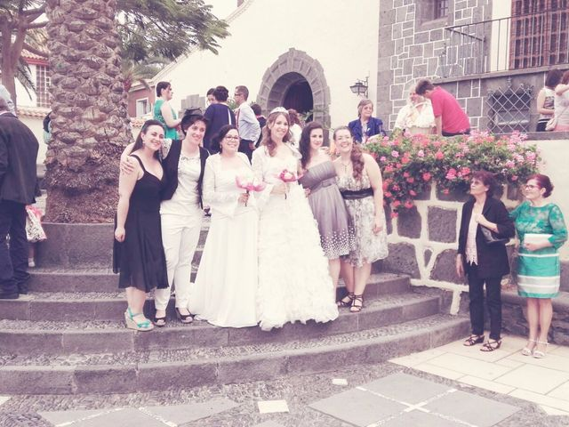La boda de Soraya y Romy  en Las Palmas De Gran Canaria, Las Palmas 25