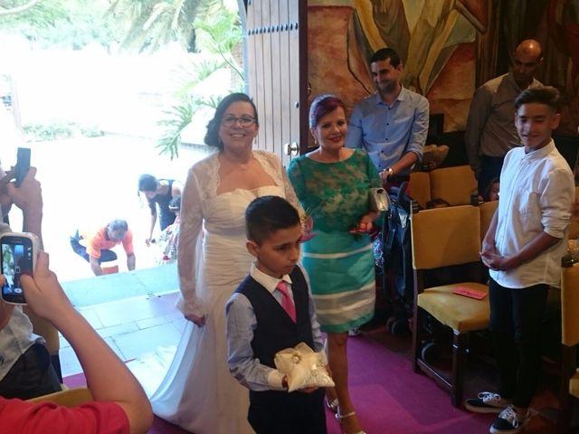 La boda de Soraya y Romy  en Las Palmas De Gran Canaria, Las Palmas 43