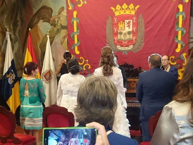 La boda de Soraya y Romy  en Las Palmas De Gran Canaria, Las Palmas 46