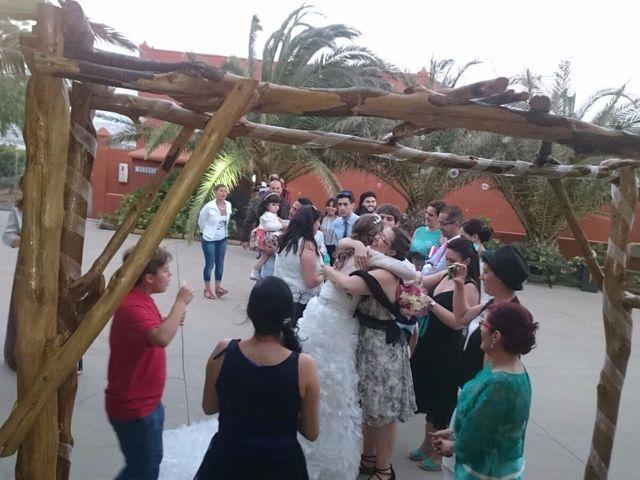 La boda de Soraya y Romy  en Las Palmas De Gran Canaria, Las Palmas 52