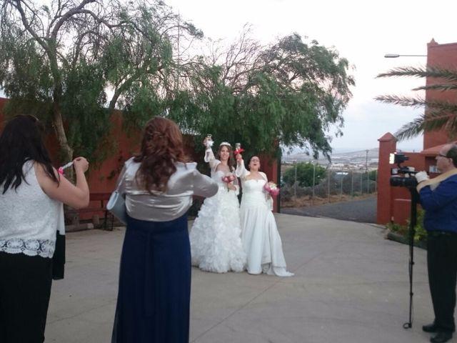La boda de Soraya y Romy  en Las Palmas De Gran Canaria, Las Palmas 53