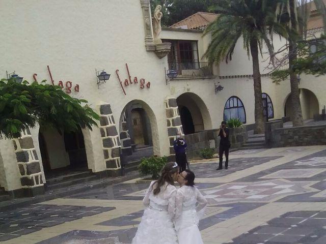 La boda de Soraya y Romy  en Las Palmas De Gran Canaria, Las Palmas 57