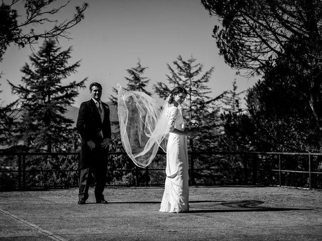 La boda de Adrián y Sandra en Collado Villalba, Madrid 2