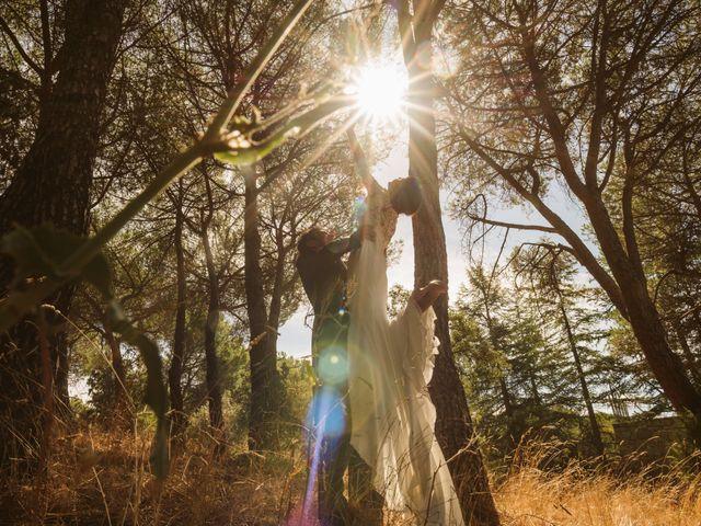 La boda de Adrián y Sandra en Collado Villalba, Madrid 3