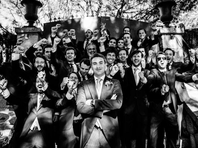 La boda de Adrián y Sandra en Collado Villalba, Madrid 4