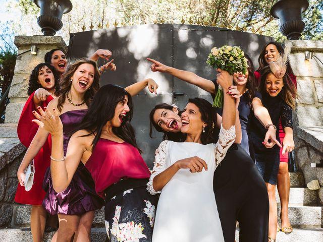 La boda de Adrián y Sandra en Collado Villalba, Madrid 5